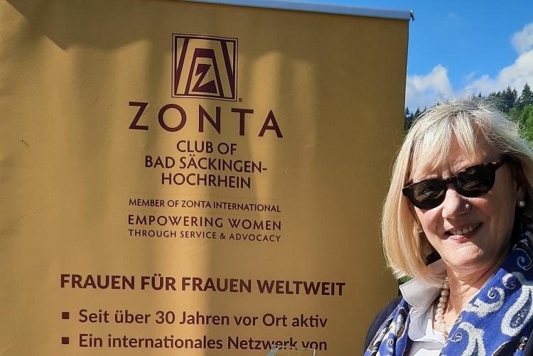 1. Preis des Zonta Clubs Bad Säckingen-Hochrhein