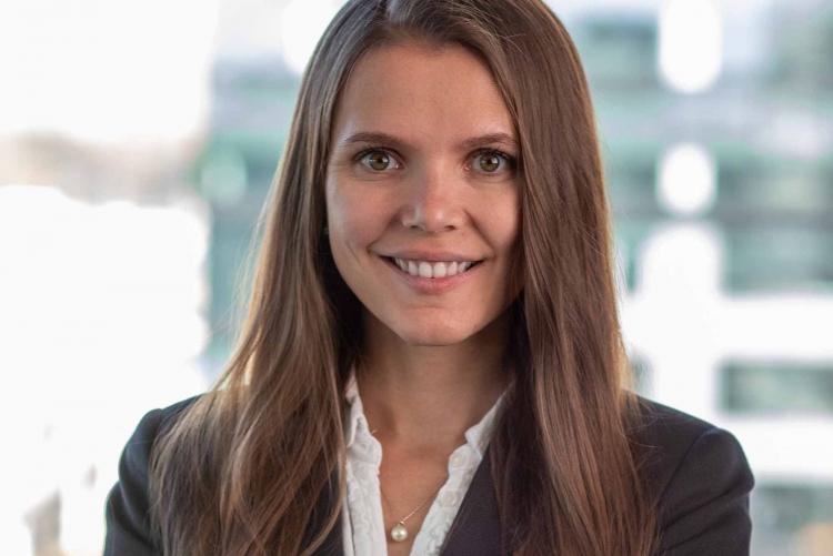 Jane M. Klausman Preisträgerin K. Kharenko | D27