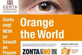 Internationale Kampagne: Keine Gewalt an Frauen!